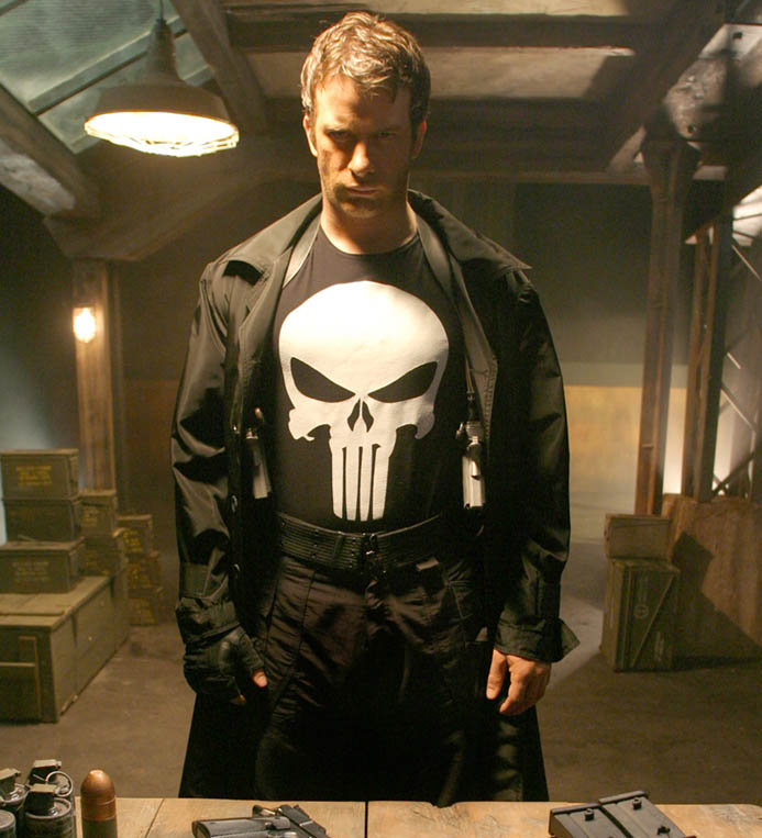 First Pic of Thomas Jane as PUNISHER eh