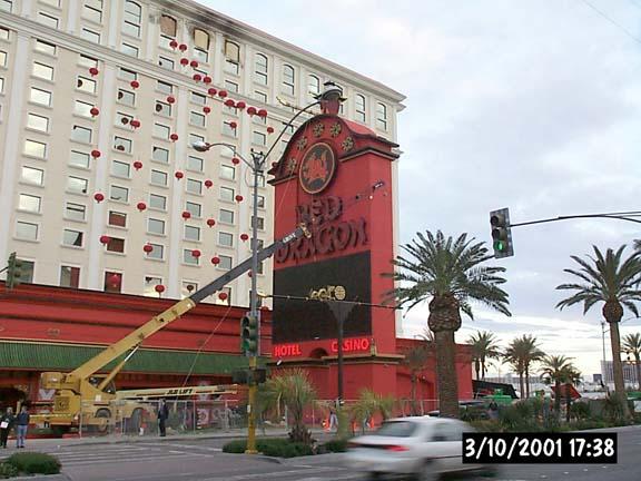 red dragon casino las vegas