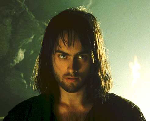 LORD OF THE RINGS casting: Aragorn