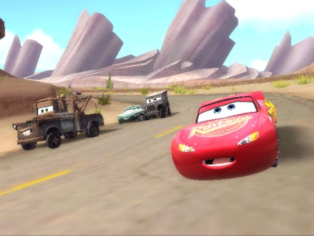 cars will be available for ps2 xbox and gamecube and also pc and mac there will also be additional cars games available for the psp ds and gba
