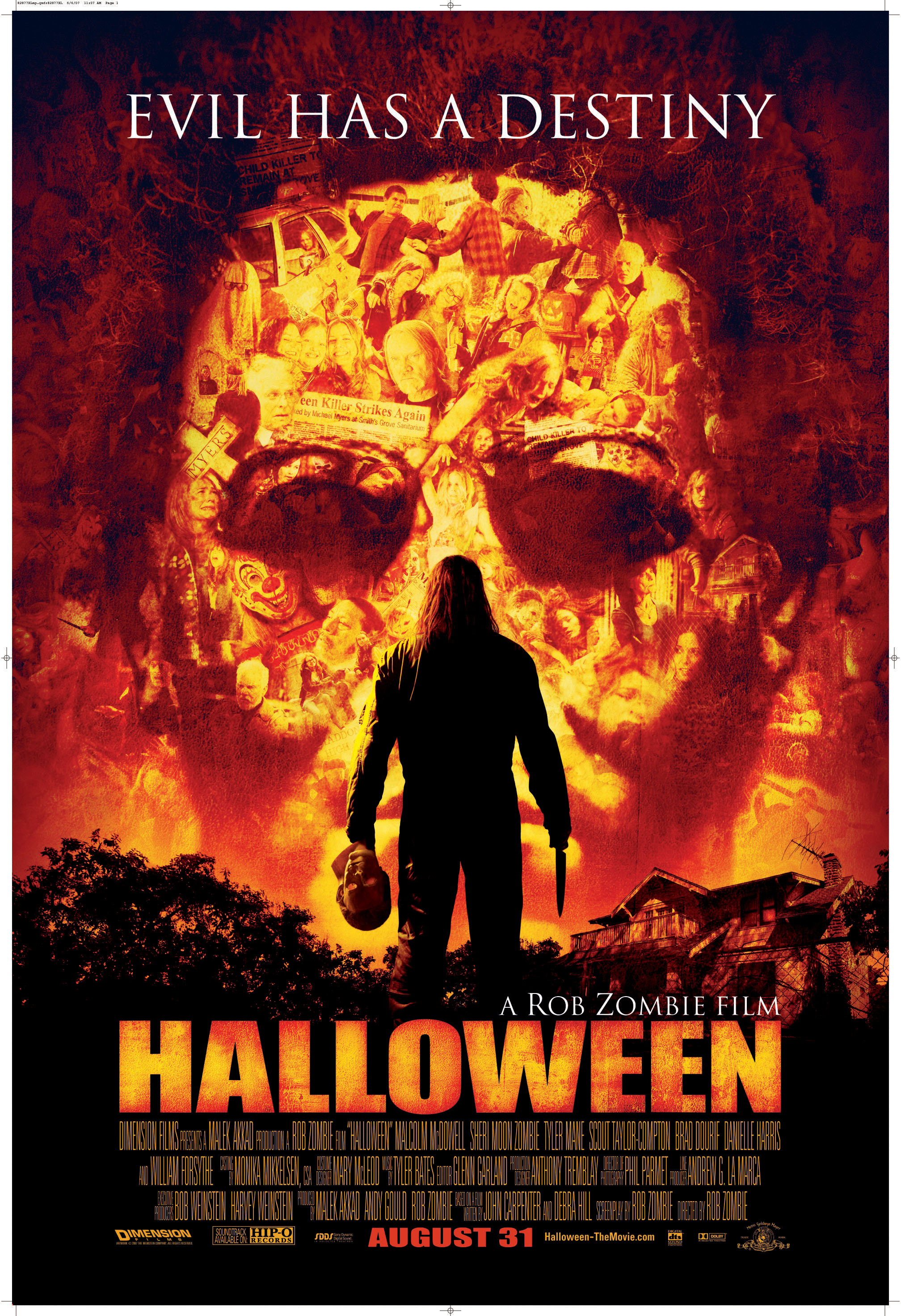 Rob Zombie's Halloween review - Slickster Magazine