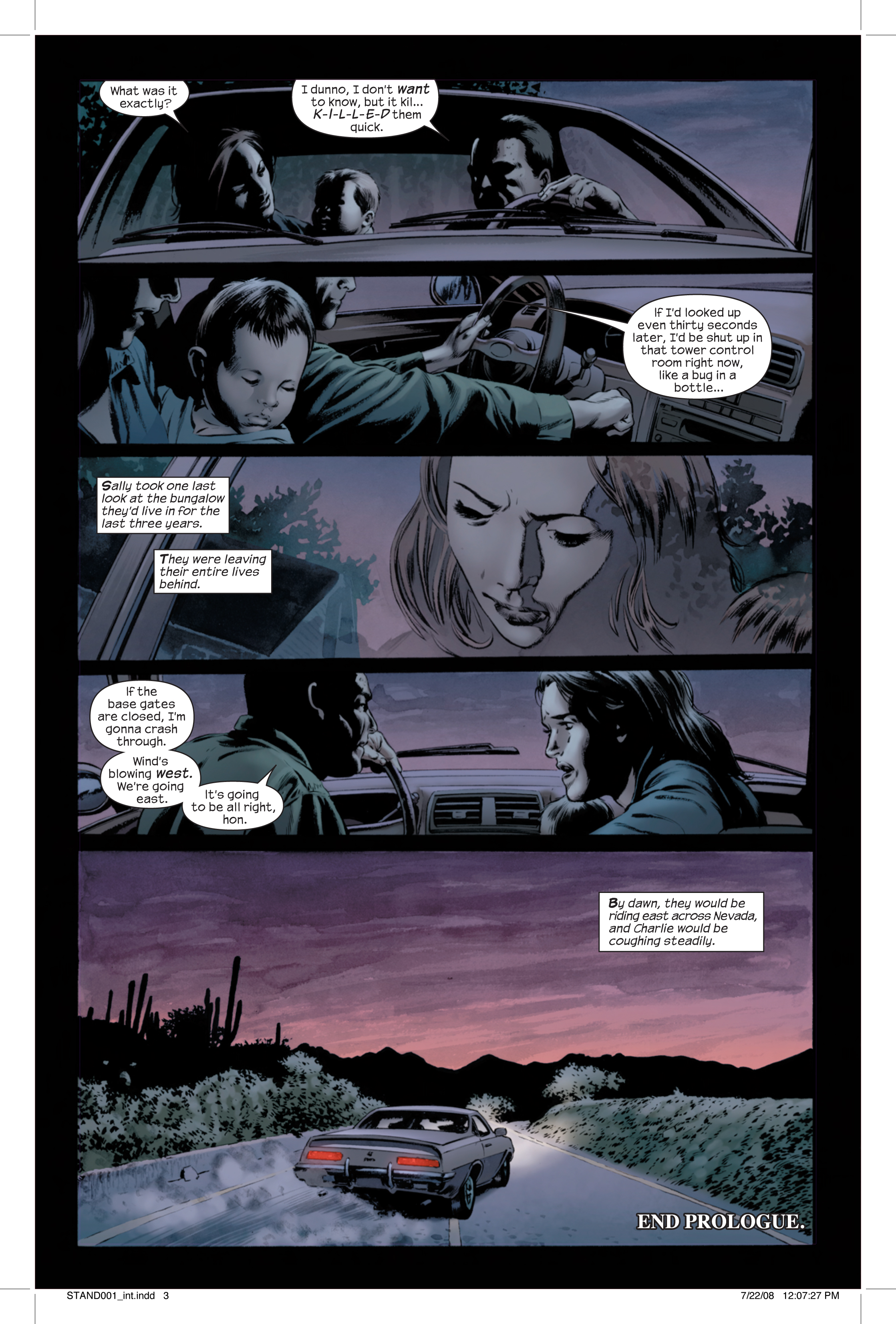 As Promised Here Is The First Three Pages From Issue #1, Available As Pdf  Updated With Jpgs Thanks To Clan:rewind,