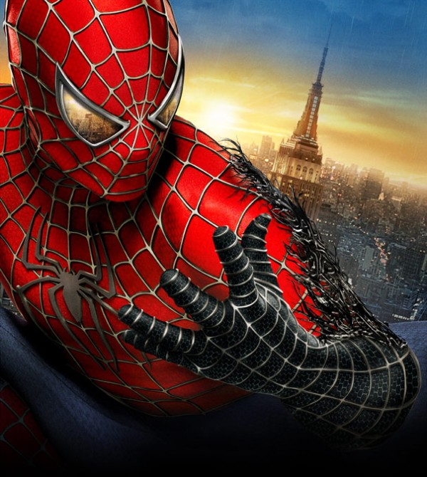 Check out this sweet new SPIDER-MAN 3 poster!!!
