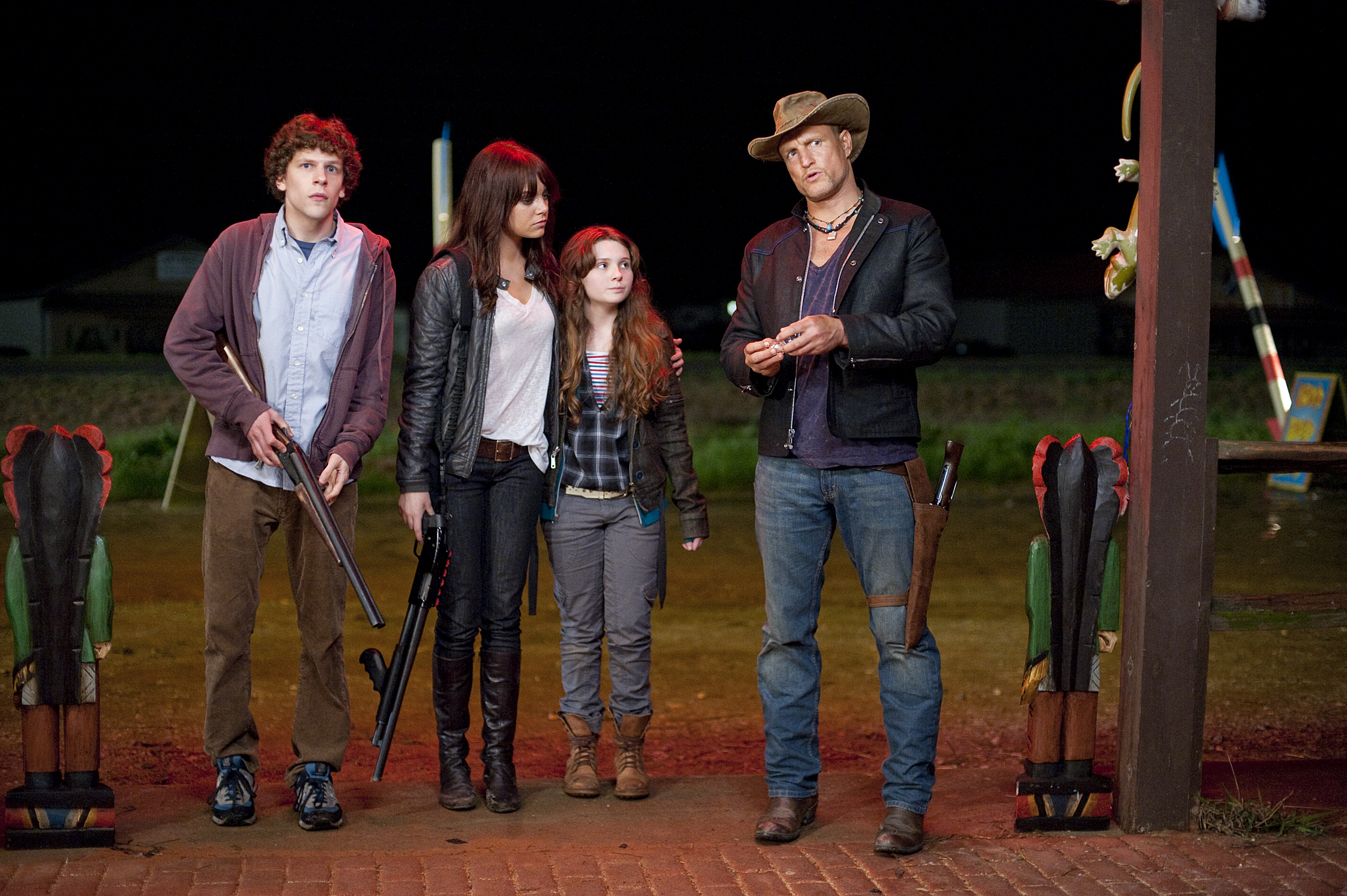 with ZOMBIELAND s director Zombieland