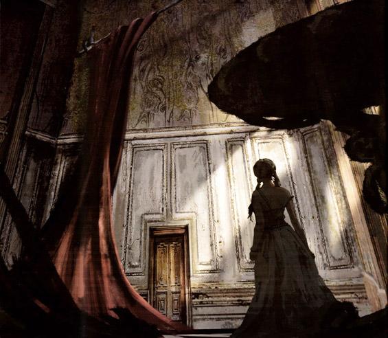 More Concept Art From Tim Burton S Alice In Wonderland