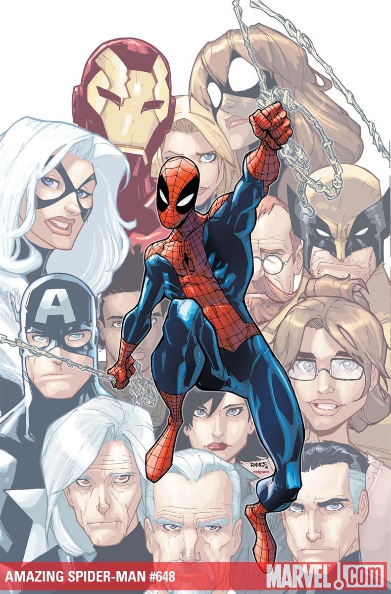aicn comics reviews amazing spiderman victorian undead