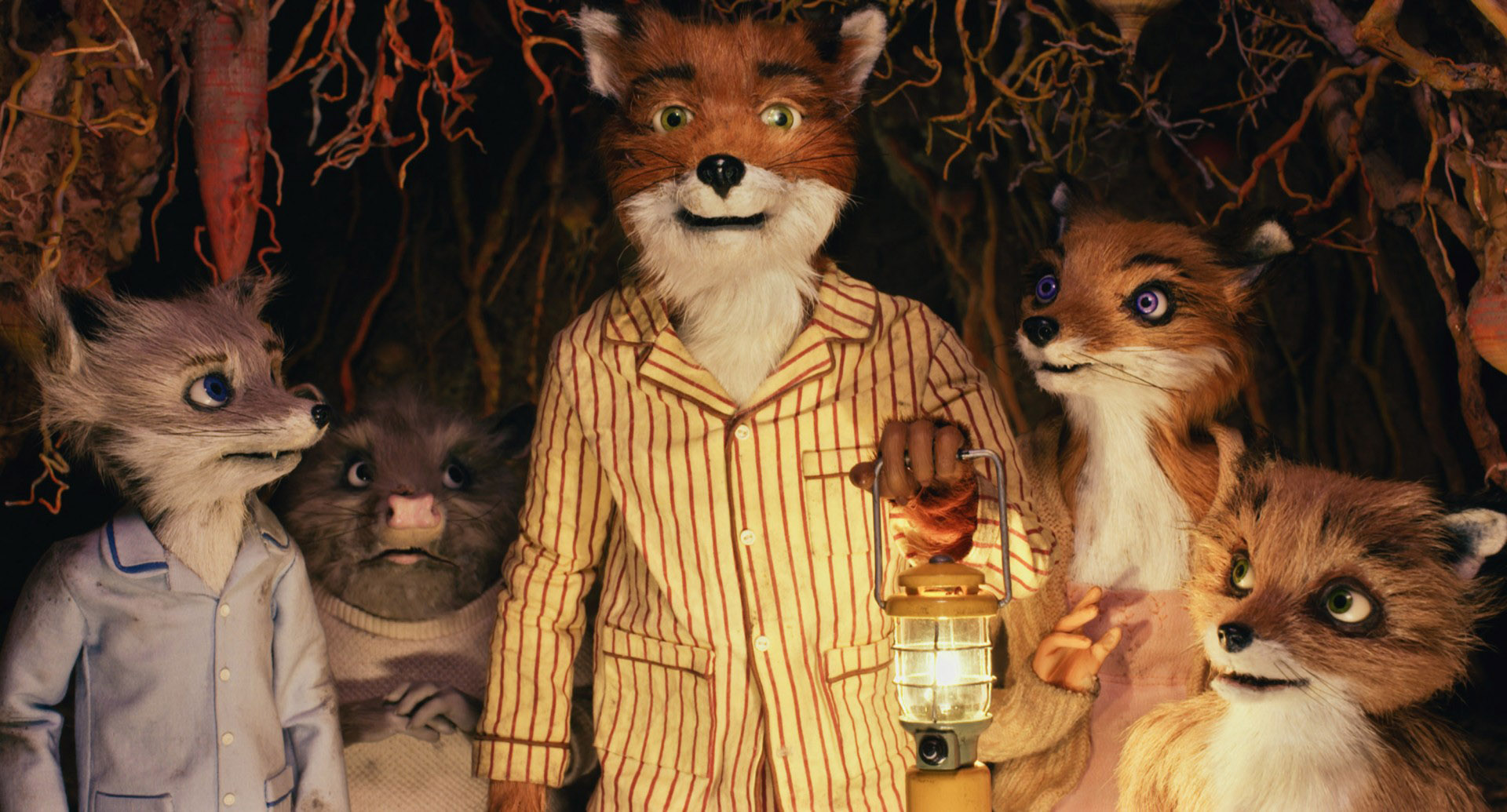 our first look at the fantastic mr fox via wes anderson. Black Bedroom Furniture Sets. Home Design Ideas