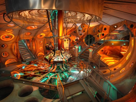 TARDIS interior high res