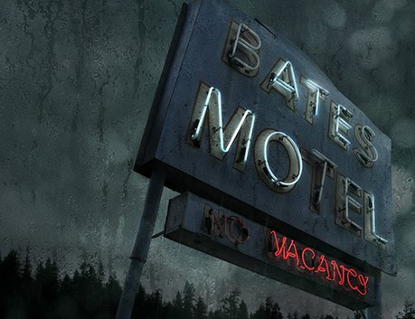 bates motel promo art