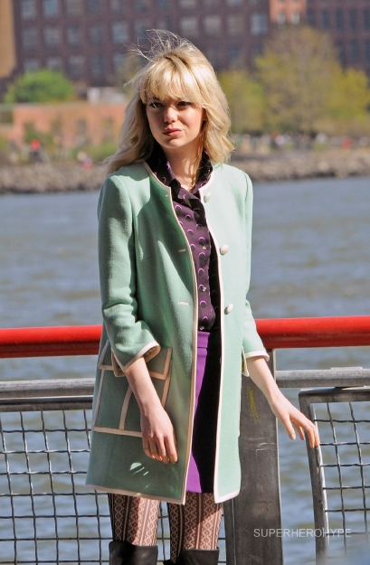Emma Stone Gwen Stacy 2