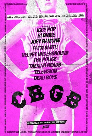 CBGB Blondie
