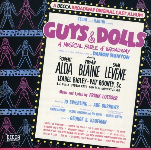 Guys and Dolls LP