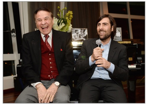 Jason Schwartzman Richard Sherman
