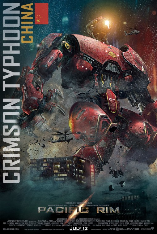 Crimson Typhoon Pacific Rim