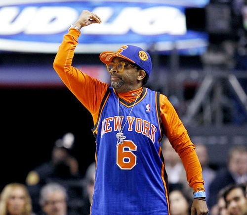 Spike Lee Knicks
