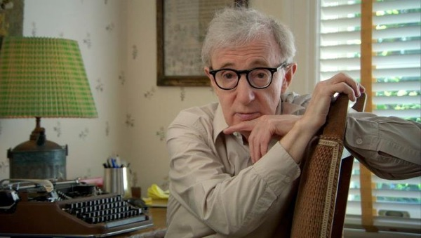 Woody and Typewriter