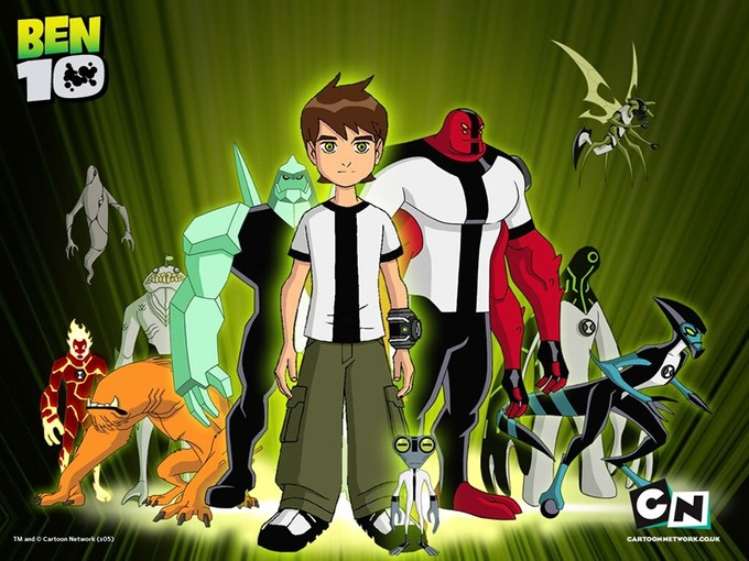 Ben 1o promo art