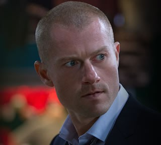 Capone gets Extremis talking to James Badge Dale about ...