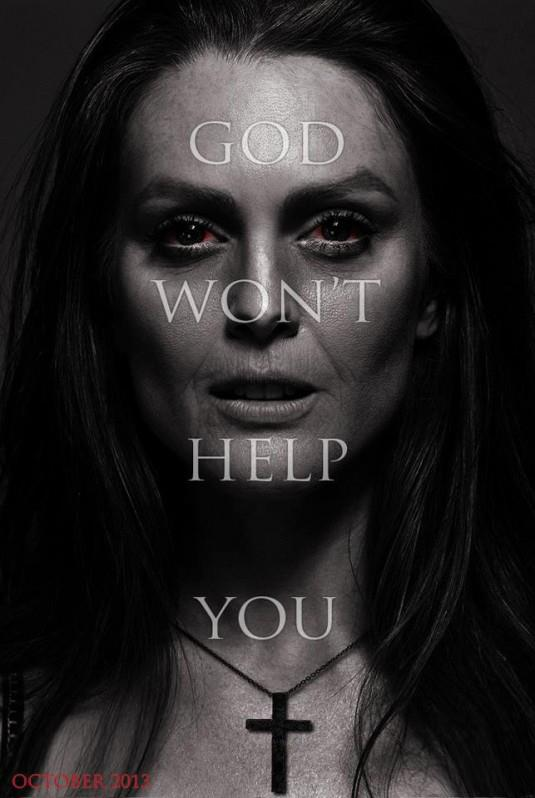 Julianne Moore CARRIE Character Teaser One Sheet