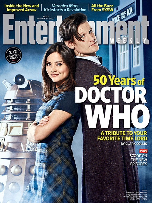 DOCTOR WHO EW Cover Variant
