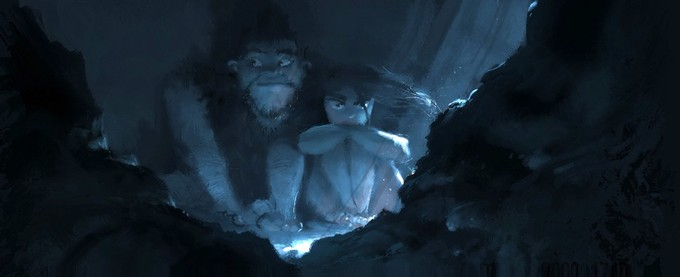 Art of CROODS 3