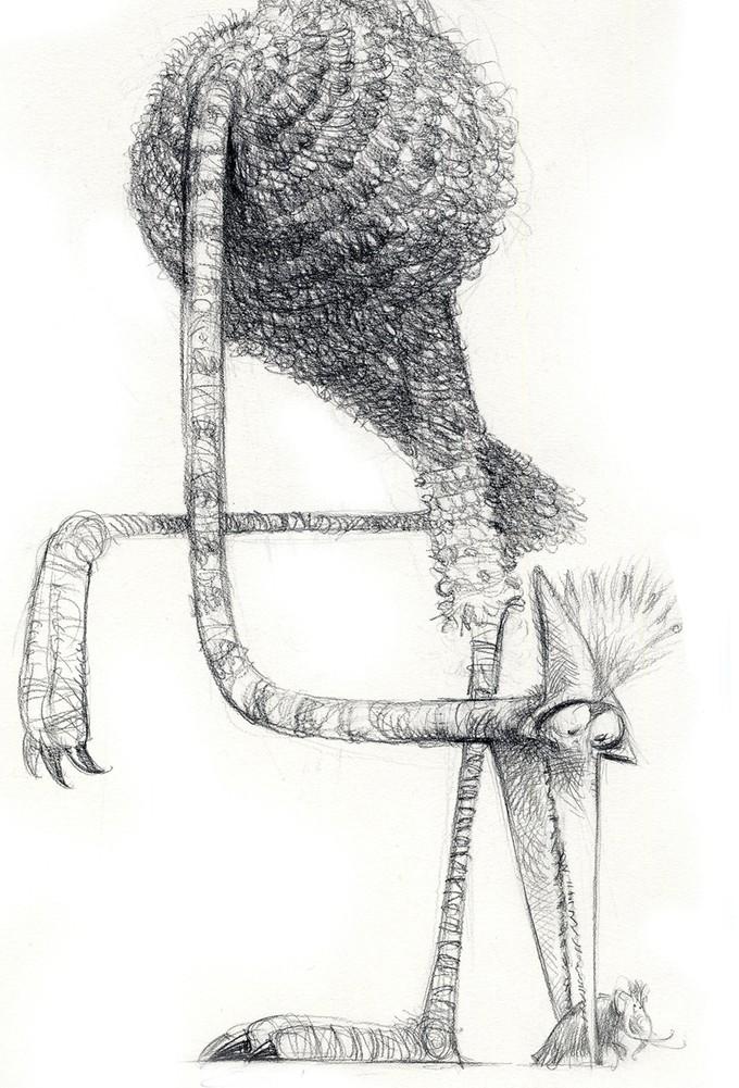 Art of CROODS 4