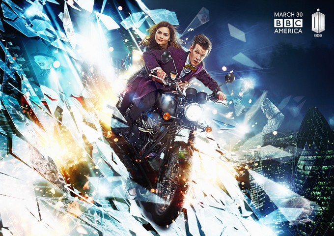 DOCTOR WHO Series/Season 7B Teaser Poster 