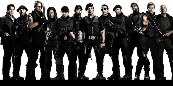 Guest Expendables 3 Cast