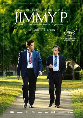 First trailer for A CHRISTMAS TALE director Arnaud Desplechin's next film, JIMMY P. starring Benicio