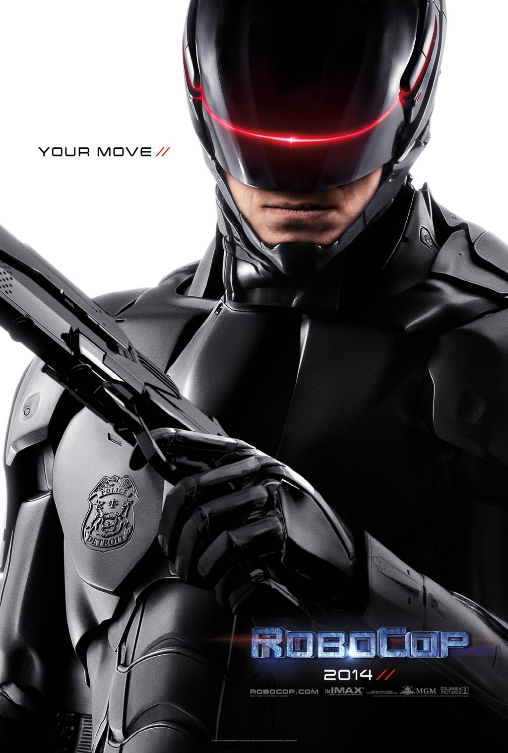RoboCop Movie 2014