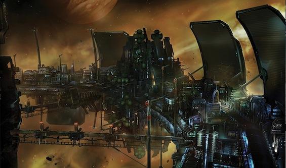 death of titan space - photo #3