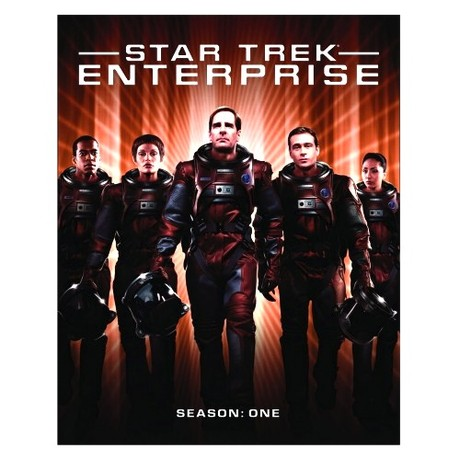 Enterprise Season One Blu-ray package