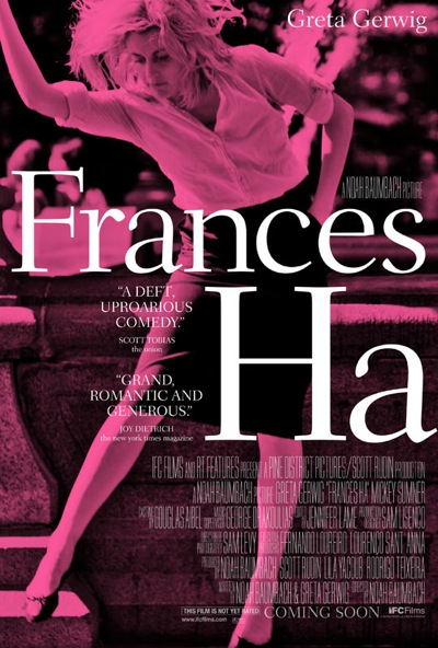 Frances Ha Poster
