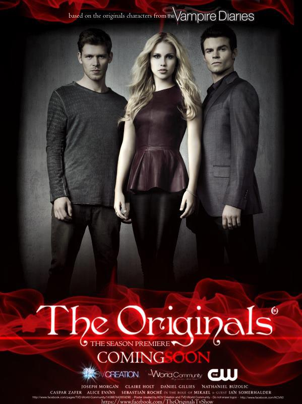 The CW Greenlights VAMPIRE DIARIES Spin-Off To Series ...