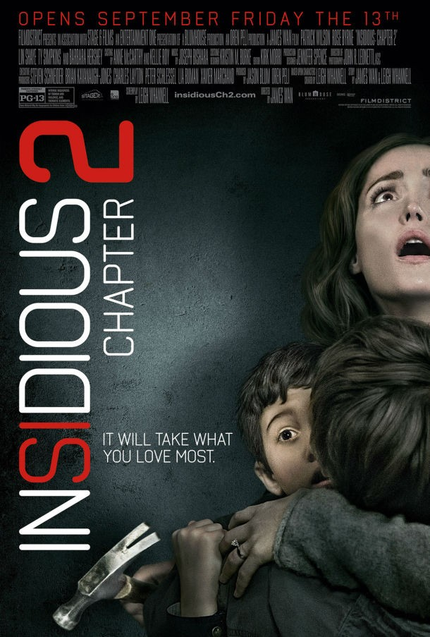 Insidious: Chapter 2 - 2nd poster