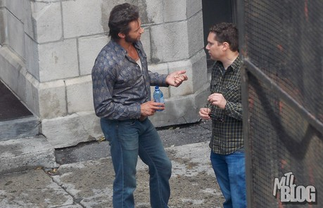 X-men Days of Future Past Set Photo