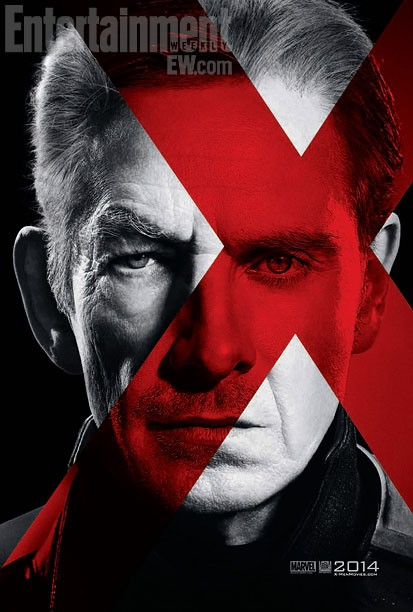 X-Men Days of Future Past - Magneto Poster