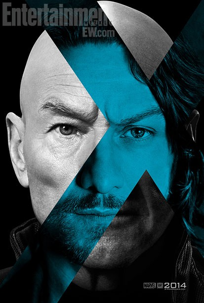 X-Men Days of Future Past - Prof X Poster