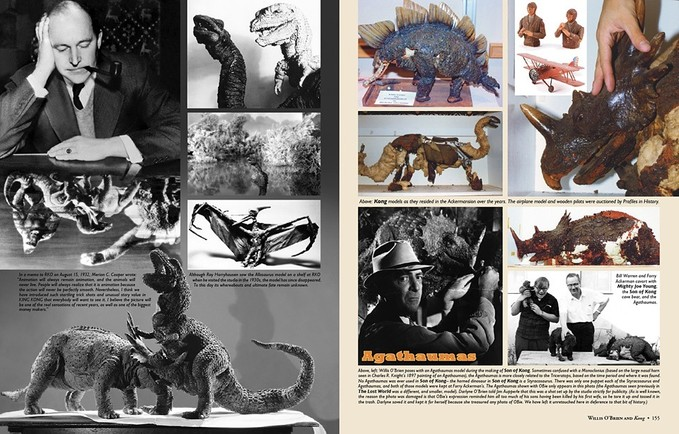 Harryhausen Volume 1 interior