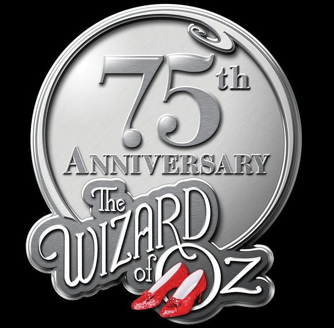 WIZARD OF OZ 75th Anniversary Logo