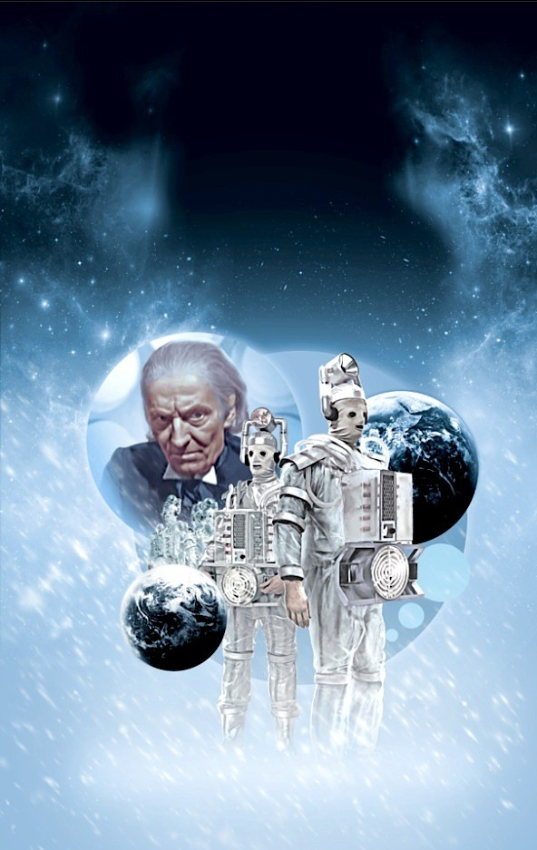 DOCTOR WHO: The Tenth Planet - upcoming DVD cover art