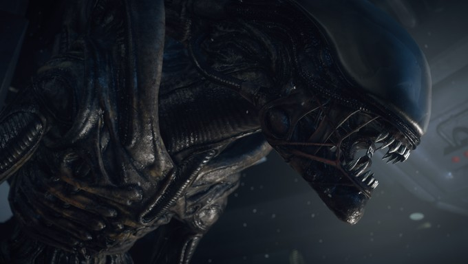 ALIEN ISOLATION image