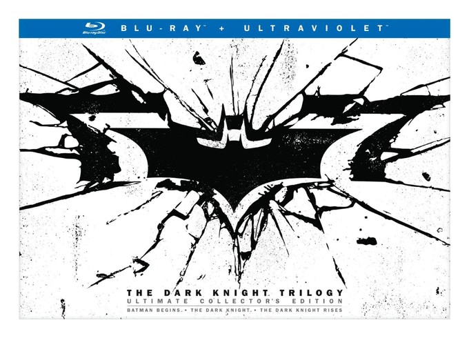 THE DARK KNIGHT TRILOGY ULTIMATE COLLECTOR
