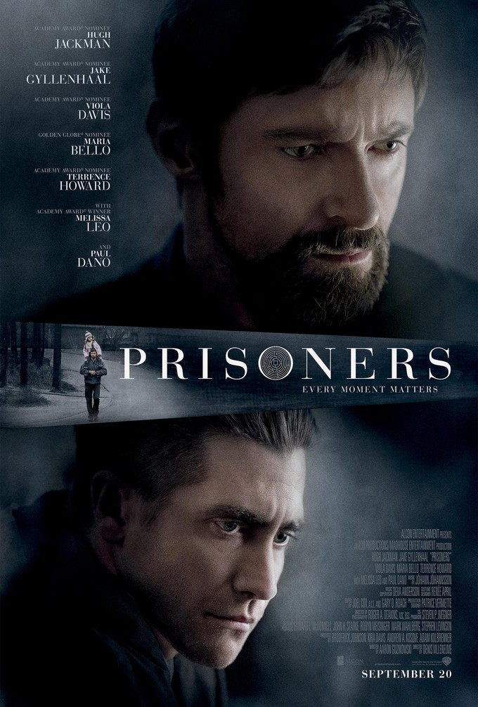 PRISONERS one sheet