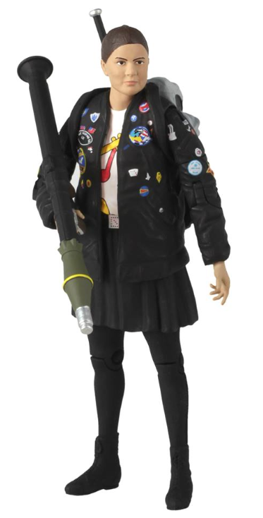 New Ace action figure (DOCTOR WHO)