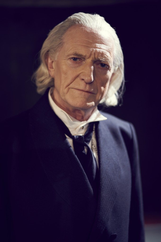 David Bradley as William Hartnell/The First Doctor