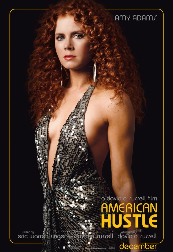 AMERICAN HUSTLE - Adams