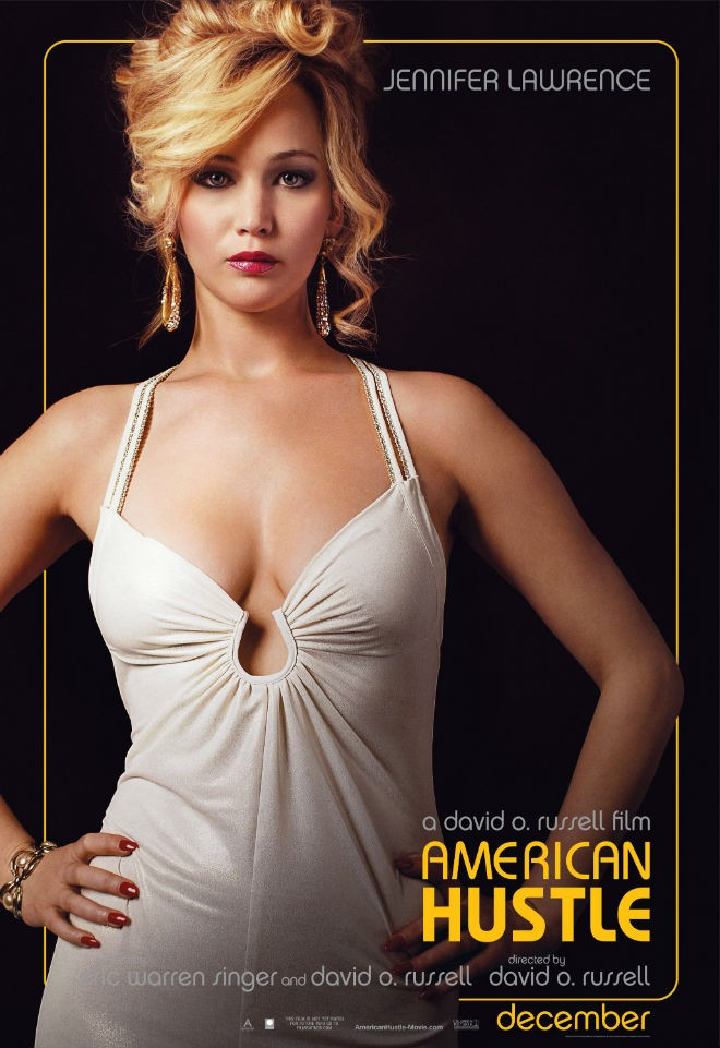 American Hustle - Lawrence