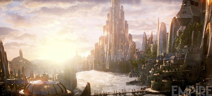 THOR: THE DARK WORLD - Asgard