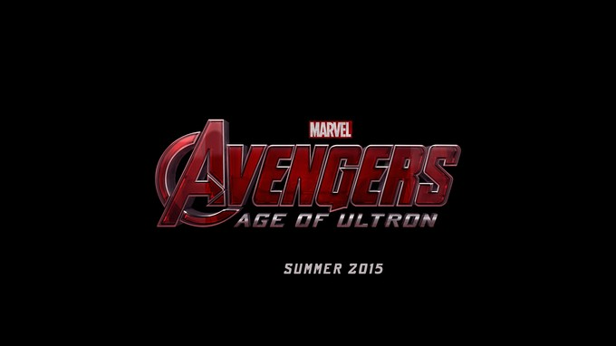 AVENGERS: AGE OF ULTRON title art